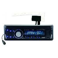 Autoradio Autoradio lecteur USB SD AUX - Tuner FM AM DAB+ sans fil Bluetooth - Sans CD
