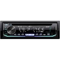 Autoradio Bluetooth JVC KD-DB902BT CD USB