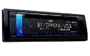 Autoradio CD MP3 KD-R881BT Autoradio CDUSBAUX iPhone Bluetooth -> KD-R891BT