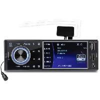 Autoradio Caliber autoradio DAB+ RMD402DAB-BT FM Bluetooth USB SD AUX IN