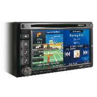 Autoradio INE-W925R - Station GPS multimedia DVDCD - DABDMB - Bluetooth - USBiPod - iPhoneNokiaAndroid - Ecran 6.1p - Navigation