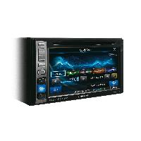 Autoradio IVE-W585BT - Station Multimedia Embarquee - CDDVD - USBAndroidiPodiPhoneTunelt - Bluetooth - Ecran tactile 15.5cm