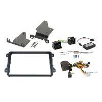 Autoradio KIT-8VWTX300 Kit integration 8 pouces pour VW Golf 6 Seat Skoda - MIB-PQ Alpine