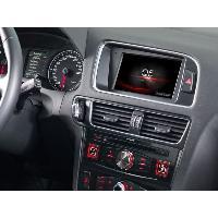 Autoradio Kit Alpine X701D-Q5 pour Audi Q5 09-16