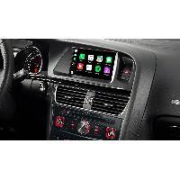 Autoradio Kit Alpine X702D-A4 pour Audi A4 07-15