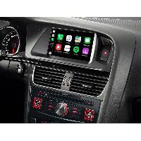 Autoradio Kit Alpine X702D-A5 pour Audi A5 A4 07-16