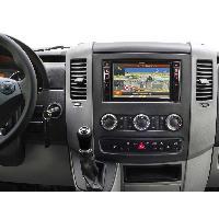 Autoradio Kit Alpine X800D-S906CRA pour Volkswagen Crafter S906