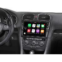 Autoradio Kit Alpine i902D-G6 pour VW Golf 6 ap08