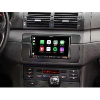 Autoradio Kit Alpine iLX-702E46 pour BMW serie 3 E46
