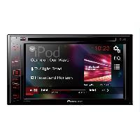 Autoradio Pioneer AVH-190DVD - Autoradio 2DIN DVDMP3 - USB - Ecran 6.2p