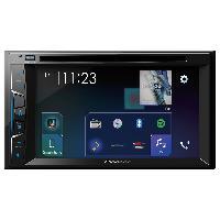 Autoradio Pioneer AVH-Z2100BT - Autoradio 2DIN DVD MP3 FLAC - iPhone Android Carplay Waze Spotify