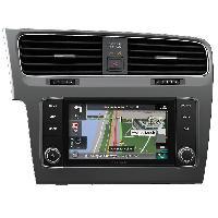 Autoradio Pioneer AVIC-EVO1-G71-BBF - Integration Navgate Multimedia connecte pour VW Golf 7 - Rhodium sombre