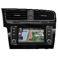 Autoradio Pioneer AVIC-EVO1-G71-QYI - Integration Navgate Multimedia connecte VW Golf 7 - Noir Piano