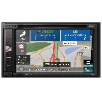 Autoradio Pioneer AVIC-F980DAB-C - NavGate DVDCD - 2xUSB - CarPlayAndroid - Bluetooth - DAB - Navigation Camping-car -> AVIC-Z710DAB-C