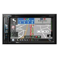 Autoradio Pioneer AVIC-Z610BT-C - Systeme AV 2xUSB camera - CarPlayAndroid - Bluetooth - Here - Navigation Camping-car