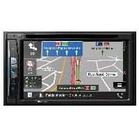Autoradio Pioneer AVIC-Z610BT - Systeme AV Navigation - DVDCD - 2xUSB - CarPlayAndroid - Bluetooth - Here