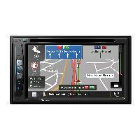 Autoradio Pioneer AVIC-Z620BT - Systeme AV Navigation - DVDCD 2xUSB CarPlay Android Bluetooth