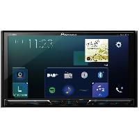 Autoradio Pioneer Autoradio AVH-Z5000DAB DVDMP3 - iPhone Android USB Bluetooth Carplay Waze - Ecran 7p -> AVH-Z5100DAB