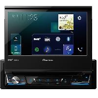 Autoradio Pioneer Autoradio AVH-Z7000DAB DVD MP3 iPod iPhone Android USB Bluetooth Carplay Waze -> AVH-Z7100DAB