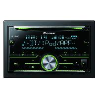 Autoradio Pioneer FH-X730BT - Autoradio 2DIN CDMP3 - USBiPodiPhoneAndroid - Bluetooth - MIXTRAX