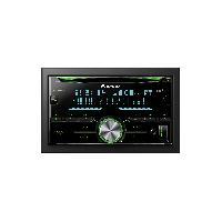 Autoradio Pioneer FH-X840DAB - Autoradio 2DIN CD MP3 - USB Aux iPod iPhone Android - Bluetooth - DAB