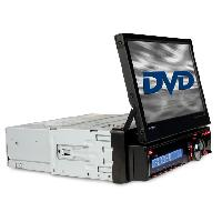 Autoradio RDD571BT - Autoradio DVD USB SD MP4 AUX IN - Bluetooth - Ecran tactile