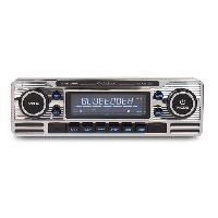 Autoradio RMD120BT - Autoradio USBSD - Bluetooth -Pas de CD- gris