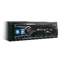 Autoradio UTE-92BT - Autoradio Numerique MP3 WMA AAC - USB iPod iPhone - 4x50W