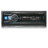 Autoradio UTE-93DAB - Autoradio Numerique MP3WMAAAC - USBiPodiPhone - DABDMB - 4x50W