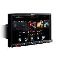Autoradio X802D-U Systeme navigation ecran 8p Apple Carplay Android auto GPS TomTom