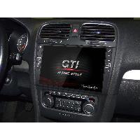 Autoradio X901D-G6 - Systeme Multimedia GPS Golf 6 - Ecran tactile 9p - Kit complet