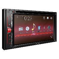 Autoradio avec ecran video AVH-A200BT - Autoradio 2DIN DVDMP3 - USBAUX - Bluetooth Ecran tactile 6.2p -> AVH-A210BT