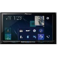 Autoradio avec ecran video AVH-Z9100DAB - Systeme Multimedia Wifi DVD USB DAB+ Bluetooth Ecran tactile 7p iPone iPod