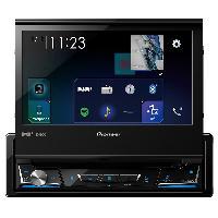 Autoradio avec ecran video Autoradio AVH-Z7100DAB DVD MP3 iPod iPhone Android USB Bluetooth Carplay Waze - 7p Motorise