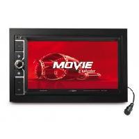 Autoradio avec ecran video Autoradio avec lecteur USBSD - tuner FMAM - entree AUX - sans fil - Bluetooth