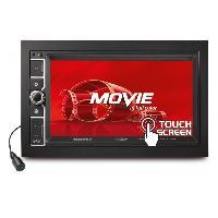 Autoradio avec ecran video Autoradio multimedia USBSD - tuner DAB+FMAM - AUX - Bluetooth 6.5 pouces