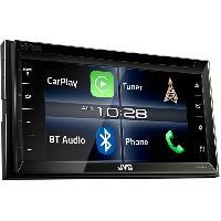 Autoradio avec ecran video KW-V820BT - Autoradio 2DIN DVDCDMP3WMA - CarPlay - Ecran tactile