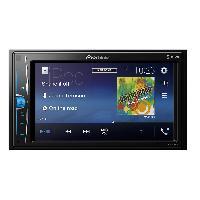 Autoradio avec ecran video MVH-A200VBT - Autoradio 2DIN MP3 USB Aux Video - Bluetooth - Ecran 6.2p -> MVH-A210BT