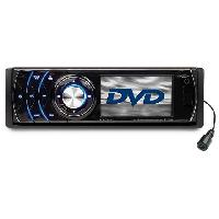 Autoradio avec ecran video RDD772BTI - Radio DVDUSBSD - FMAM tuner. Entree AUX et Bluetooth