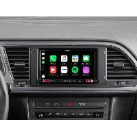 Autoradio iLX-702LEON Systeme multimedia 7p Apple Carplay Android auto Seat Leon 3 12-16