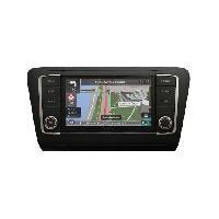 Autoradios GPS AVIC-EVO1-OC1-MTB - NAVGATE EVO SKODA OCTAVIA -5E- - USBAUX -Integration Navgate Multimedia connecte Skoda Octavia - Noir mat