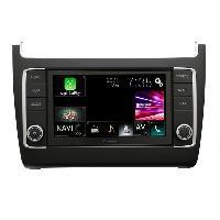 Autoradios GPS AVIC-EVO1-PL2-VAL - Integration Navgate Multimedia connecte VW Polo 6C ap14 - Noir satin