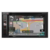 Autoradios GPS AVIC-F970BT - NavGate DVDCD - 2xUSB - CarPlayAndroid - Bluetooth - Mixtrax - Navigation -> AVIC-Z610BT