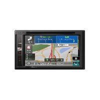 Autoradios GPS AVIC-F980BT - NavGate DVDCD - 2xUSB - CarPlayAndroid - Bluetooth - Mixtrax - Navigation -> AVIC-Z610BT