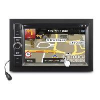 Autoradios GPS Autoradio RDN802BT - DVDUSBSDAUX - Navigation - Bluetooth