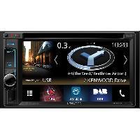 Autoradios GPS DNX451RVS - Systeme navigation special camion mobilhome Ecran 6.2p Bluetooth DAB Controle smartphone