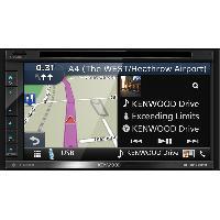 Autoradios GPS DNX5180BTS - Systeme navigation Garmin AV 2DIN DVD MP3 - USB iPod - Bluetooth - 6.8p