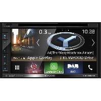 Autoradios GPS DNX5180DABS - Systeme navigation Garmin DVD SD USB Bluetooth - Ecran 6.8p DAB