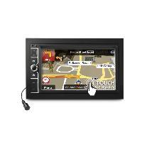 Autoradios GPS RMN801BT - Navigation GPS USB SD AUX - Bluetooth