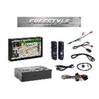 Autoradios GPS Systeme de navigation Freestyle 7 pouces - X701D-F